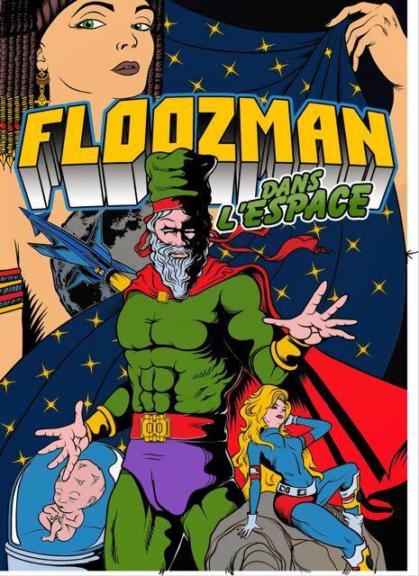 Floozman dans l'espace